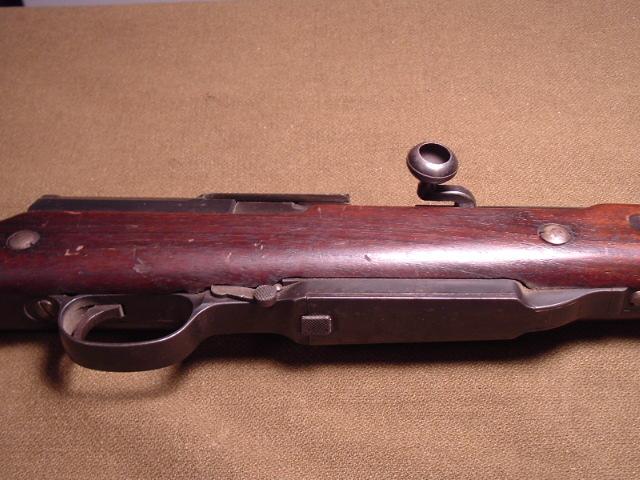 Le fusil Meunier A6 modèle 1916 20075118