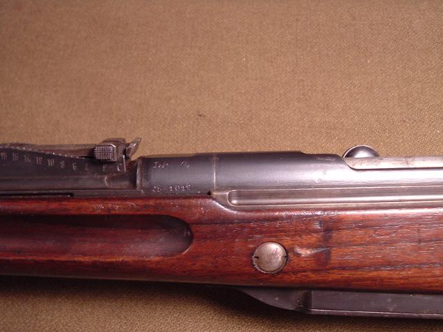 Le fusil Meunier A6 modèle 1916 20075122