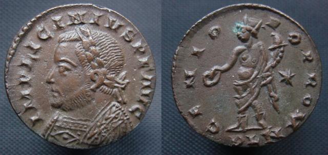 Intéressant Licinius Ier Nummus10