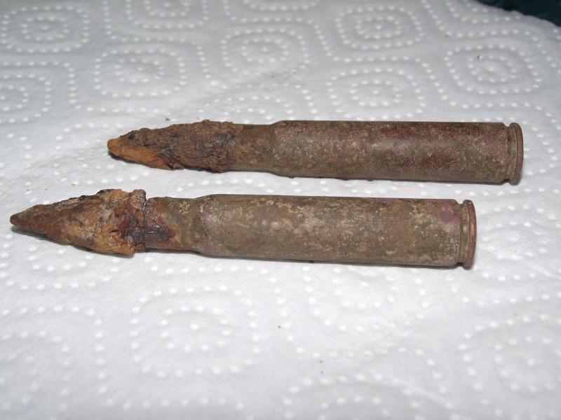 Des balles WW2 dans mon jardin !!! Dscf5815