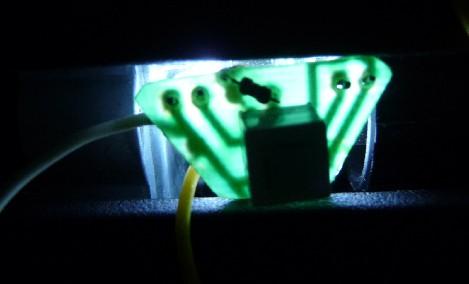 Tracer Illuminator pour bloc hop-up transparent  G999 WE 119