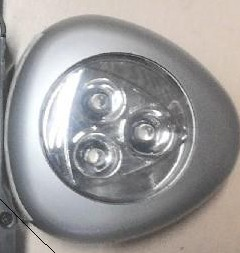 Tracer Illuminator pour bloc hop-up transparent  G999 WE Lamp_310