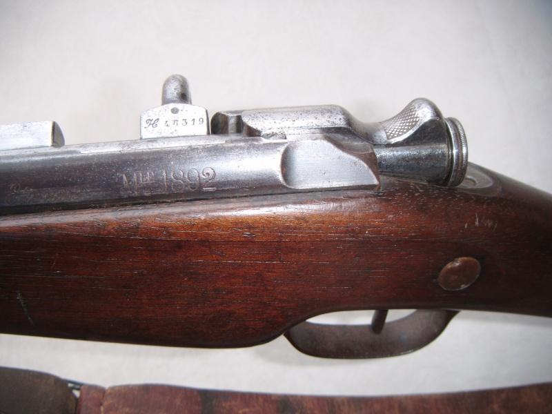 Nombre de mousquetons 1892 produits Dscf5013