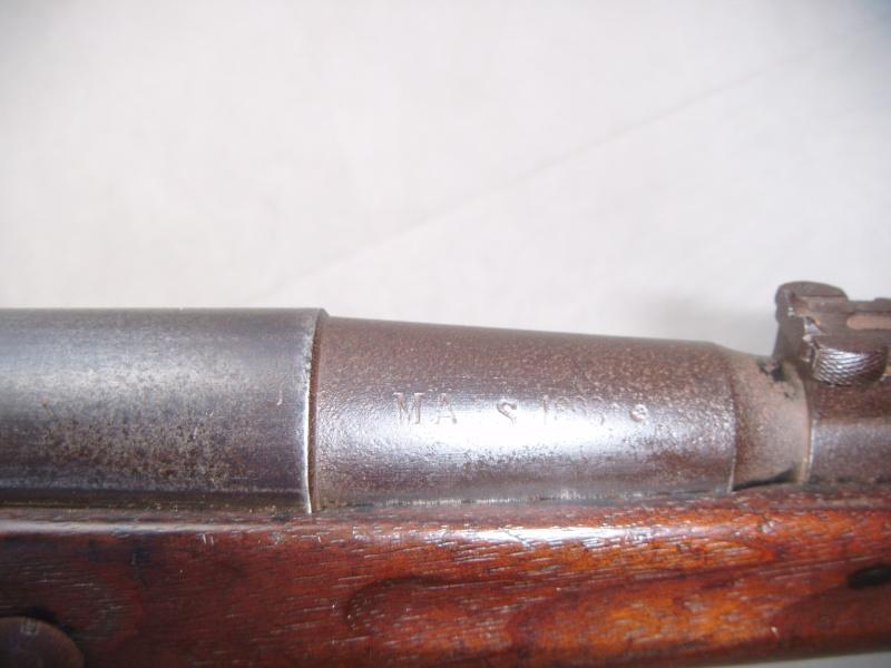 Nombre de mousquetons 1892 produits Dscf5016