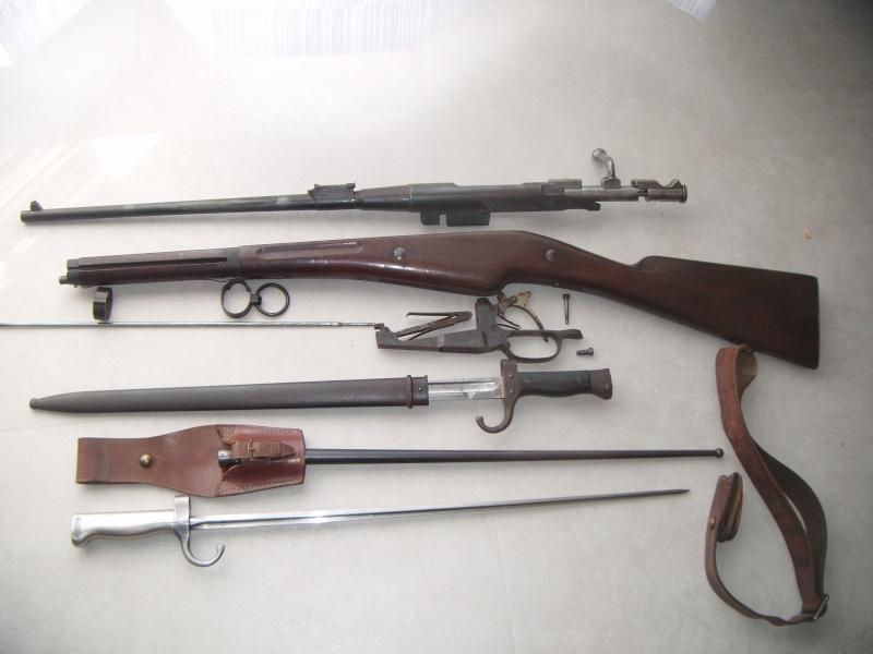 Nombre de mousquetons 1892 produits Dscf5022