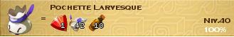 Sacs d'inventaire - métier maroquinier Larves10