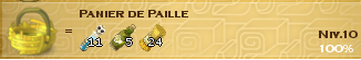 Sacs d'inventaire - métier maroquinier Panier10