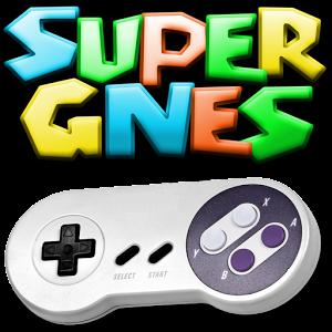 SuperGNES (SNES émulateur)