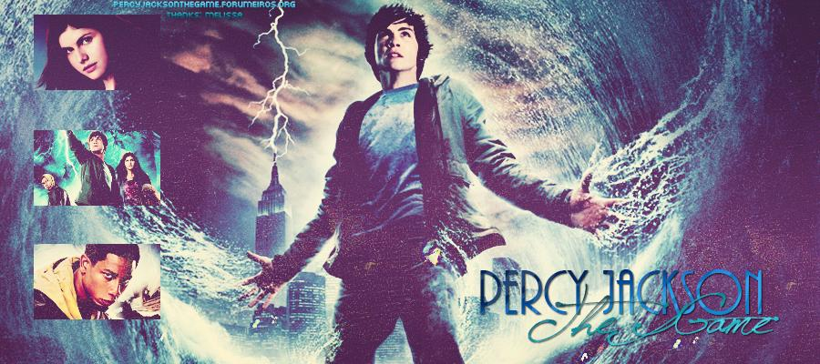 Percy Jackson The Game
