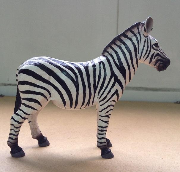 New for Mojo Fun 2014: Zebra Zebra_14