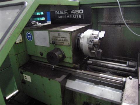 GILDEMEISTER NEF 480 (+ NEF 500 & 710) 4603_310
