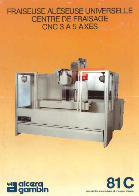 Alcera - Gambin 60C 61C 80C 81C 81c10