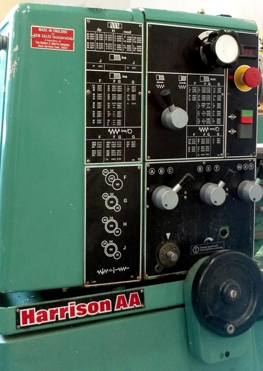 Harrison VS 330 TR / AA (nom export)  Img4710