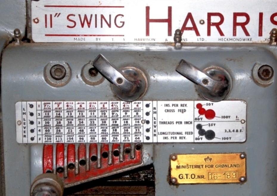 Harrison L5 & L5A  L5210