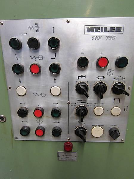 Weiler FHP 750 Weiler10