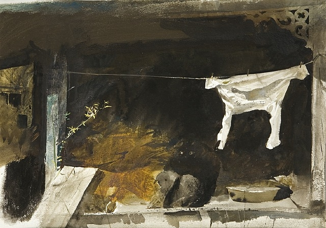 Andrew Wyeth [peintre] - Page 2 Artwor12
