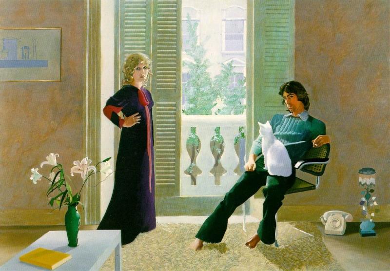 David Hockney David_10