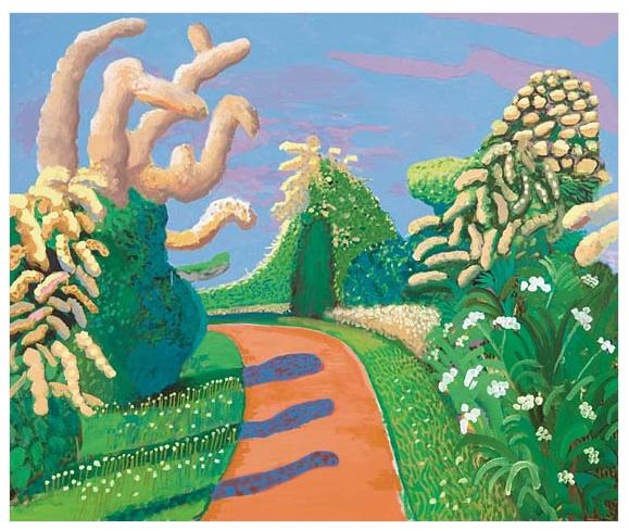 David Hockney Dh-hoc10