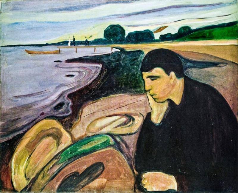 Edvard Munch [peintre/graveur] - Page 6 Edvard11