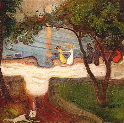 Edvard Munch [peintre/graveur] - Page 6 Edvard19