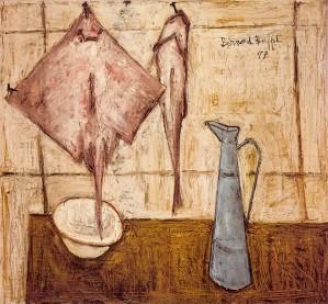Bernard Buffet [peintre] - Page 2 La_rai10