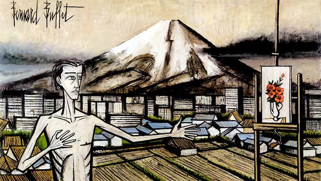 Bernard Buffet [peintre] - Page 2 La_vil10