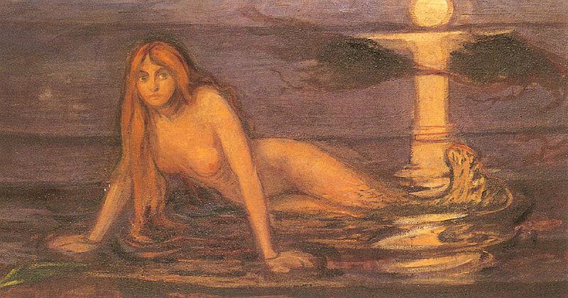Edvard Munch [peintre/graveur] - Page 6 Lady_f10