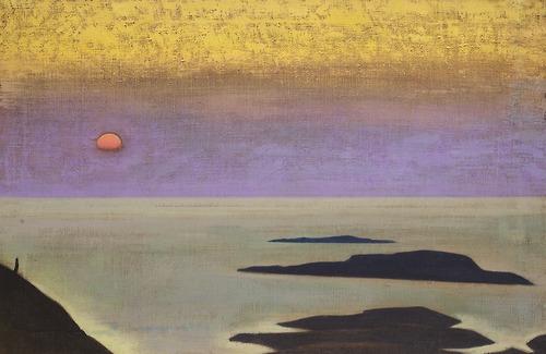 Nicolas Roerich [Peintre] Monheg10