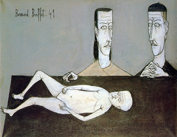 Bernard Buffet [peintre] Nativi10