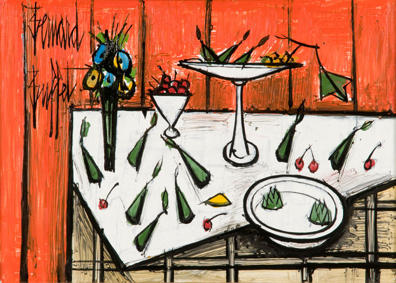 Bernard Buffet [peintre] - Page 2 Nature12