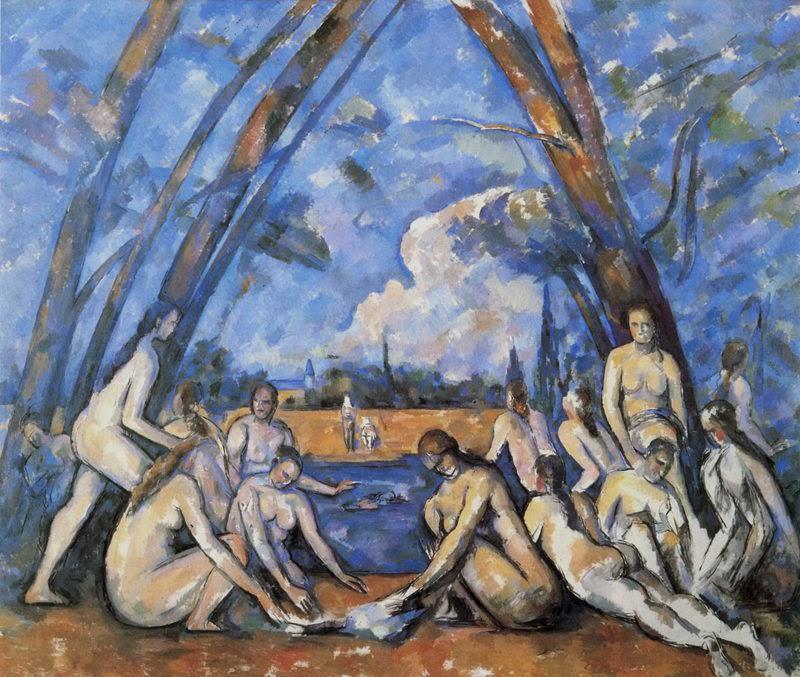 Un peintre, un auteur : Cézanne - Page 2 Paul_c12