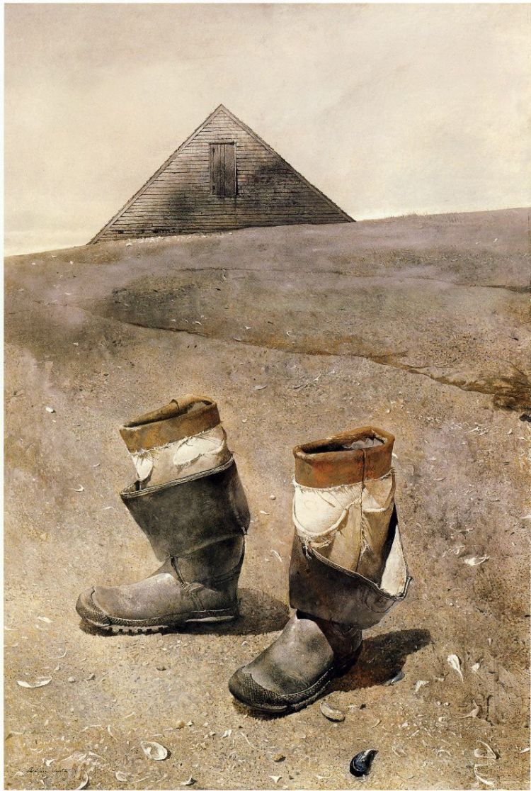 Andrew Wyeth [peintre] - Page 2 Sea_bo10