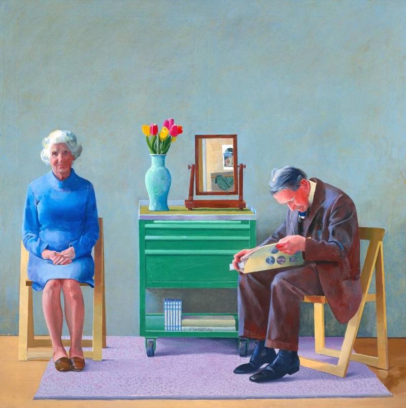 David Hockney T0325510