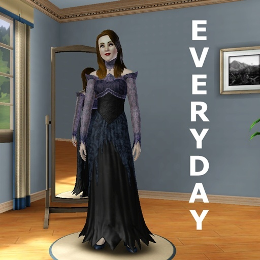 MerryWiddow's Sims & Households Everyd10