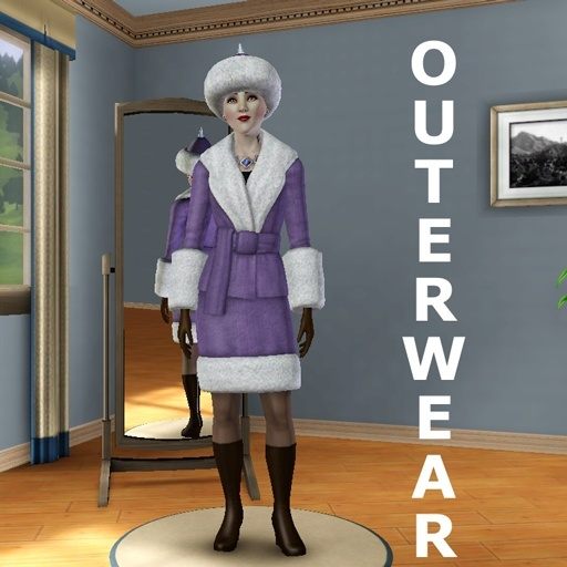 MerryWiddow's Sims & Households Outerw10