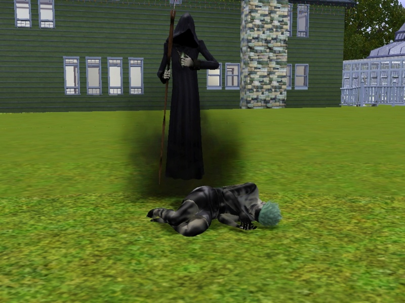 Sharing Memorable Sims Moments Scree439
