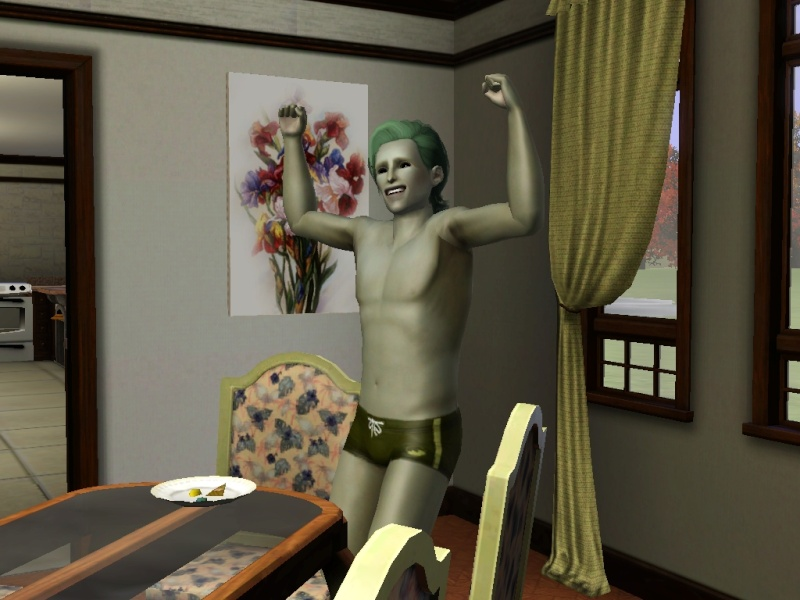 Sharing Memorable Sims Moments Scree575