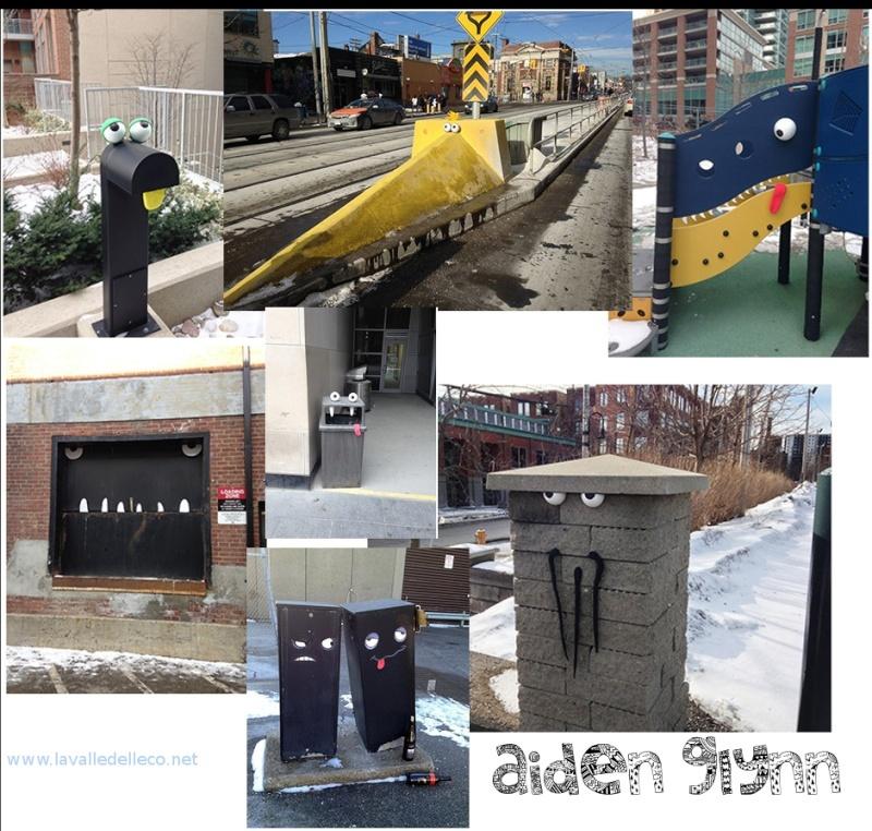 I folletti urbani di Aiden Glynn, l'artista che trasforma la città Untitl10