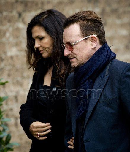 Bono e Ali alla commemorazione del principe Johan Friso 14411810