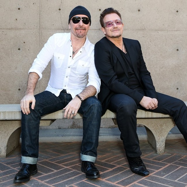 Sexy U2 [Parte 6] - Pagina 29 Bonoed14