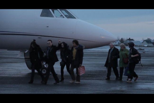Capodanno a Reykjavik per Bono e famiglia Icelan10