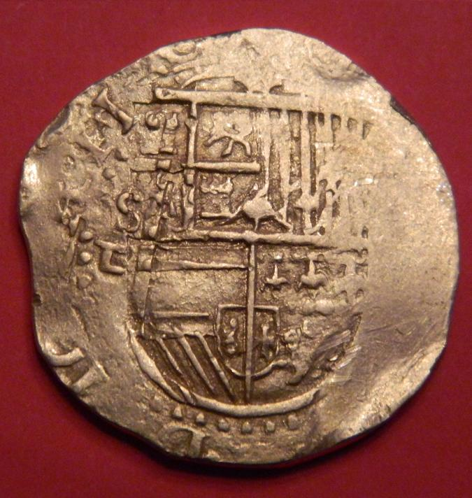 4 escuedo d'or philippe 4 Aa12
