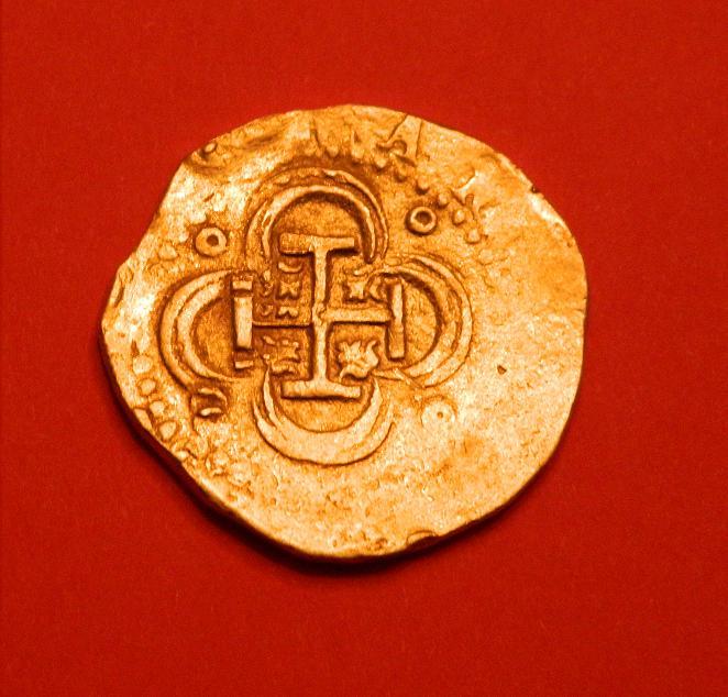 4 escuedo d'or philippe 4 Ac11