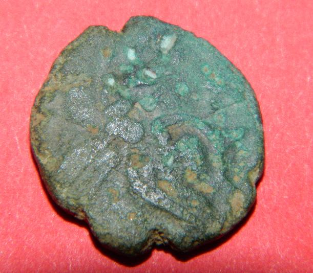 petit bronze gaulois origine somme G210