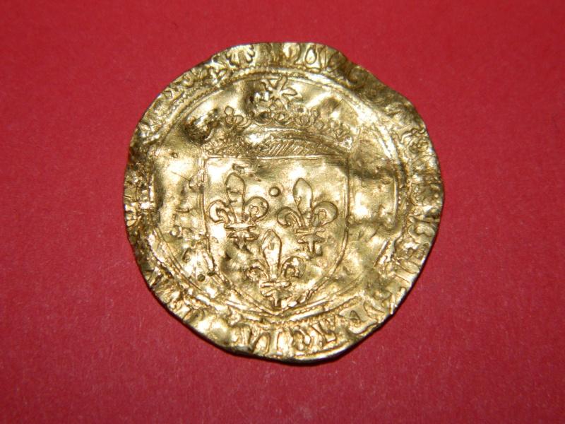 "Ecu d'or au soleil Louis XII ""Dijon"" L112"