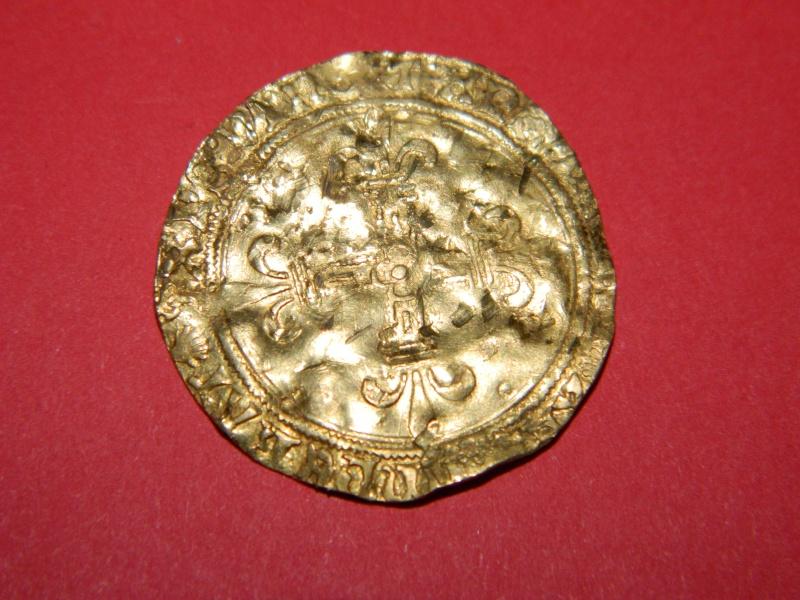 "Ecu d'or au soleil Louis XII ""Dijon"" L210"