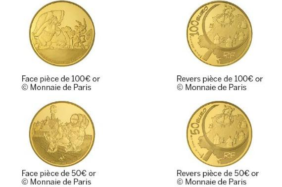 Pièce de collection - La monnaie de Paris avec Astérix (octobre 2013) - Page 2 61389710
