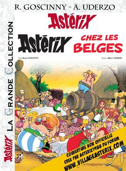 Astérix chez les Belges - Grande collection  Asteri11