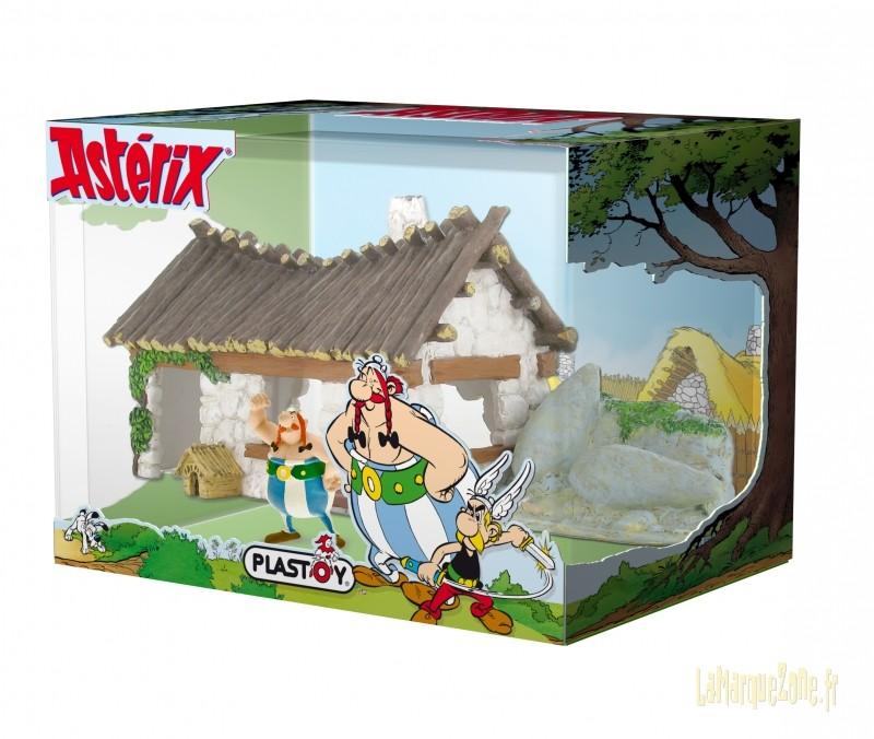 Projets Plastoy - Maisons Astérix et Obélix (Décembre 2014) Copyri17