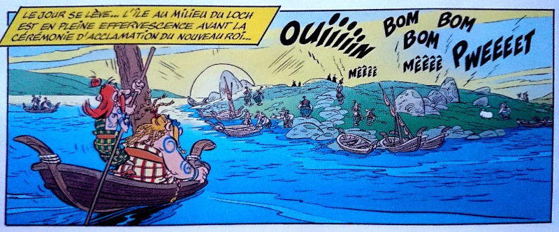 """""""Astérix chez les Pictes"""" tome 35 (24 octobre 2013) - Page 14 Dsc_0010"""